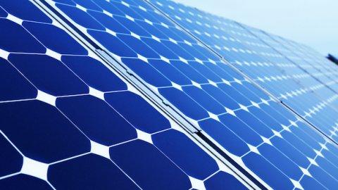 Grazie al fotovoltaico diminuiscono le tasse