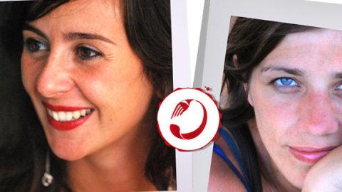 Donne Greenpink: Flavia Giordano e Lorenza Dadduzio