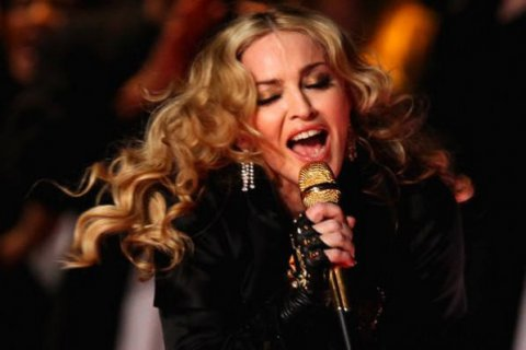 Madonna e la dieta vegana