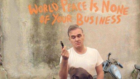 Morrissey il cantate vegan che non accetta compromessi