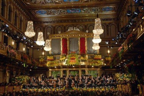 Concerto di Capodanno di Vienna