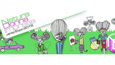 Natura Donna Impresa Verso Expo 2015