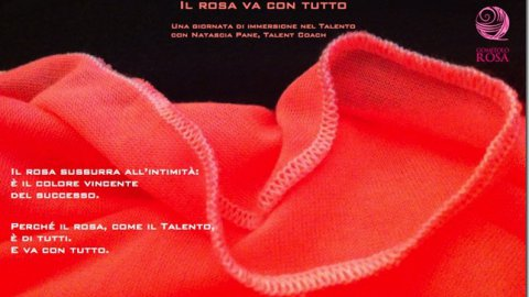 Si terrà a Torino il 9 marzo la prima Talent's Pink Day