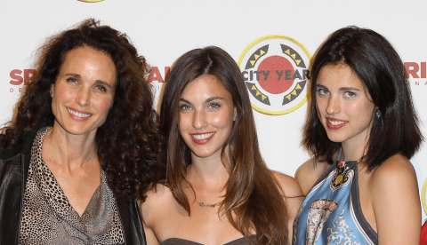 Star vegane e vegetariane: Rainey e Sarah Qualley