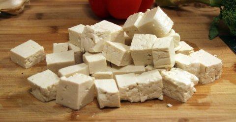 Tofu biologico, buono e sano!