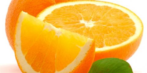 Aromaterapia: l'Arancio Dolce