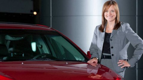 È una donna il nuovo AD di General Motors