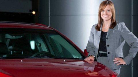 È una donna il nuovo AD di General Motors