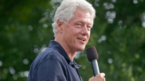 Bill Clinton and the vegan diet