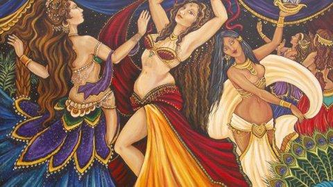 Danza orientale del ventre e salute