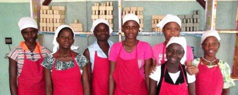 L'equokit aiuta le ragazza del Benin