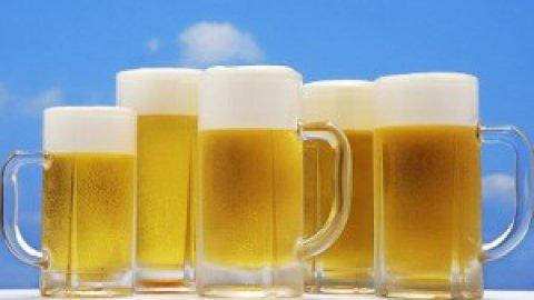 Fusti di birra in Pet