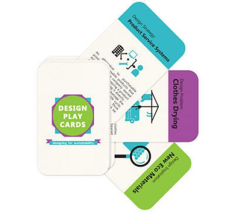 Gioca con le carte e scopri di più sul design sostenibile