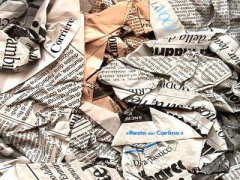 Europa leader mondiale nel riciclo di carta e cartone
