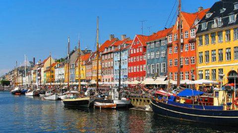 È Copenhagen la capitale verde d'Europa per il 2014