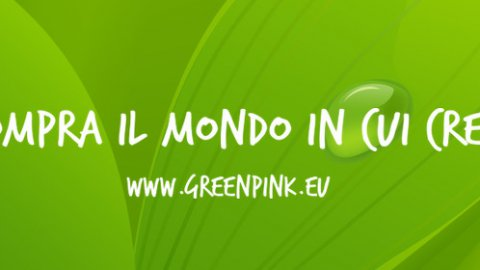 Su Greenpink.eu si raccolgono fondi facendo la spesa