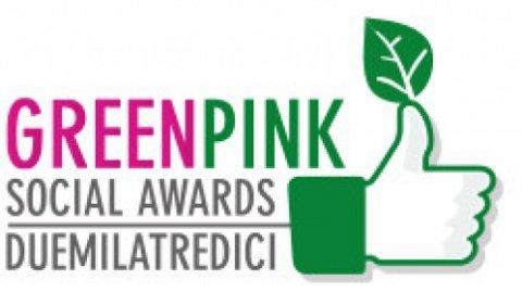 GREENPINK SOCIAL AWARDS 2013: giovedì 6 febbraio a Padova la premiazione della prima edizione