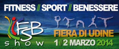 FSB Show, Fitness, lo Sport ed il Benessere in Fiera