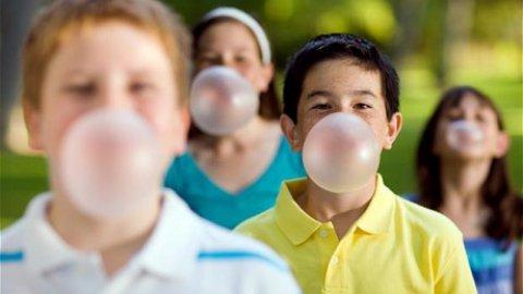 Dal Regno Unito arriva il chewing gum biodegradabile