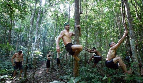 Arriva dall'America la ginnastica paleolitica, un nuovo modo di allenarsi