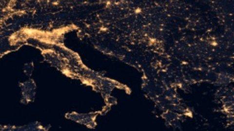L'Italia perderà la sua forma a stivale?