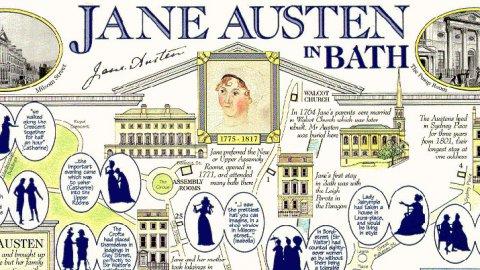 A Bath il Centro Jane Austin