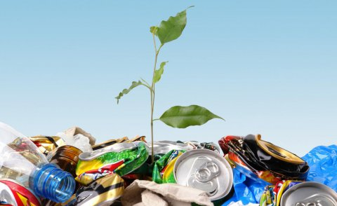 Waste as a rare energy resource