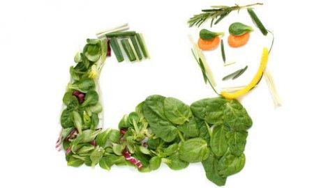 I vegetariani? Sono più sani e rischiano meno l'infarto