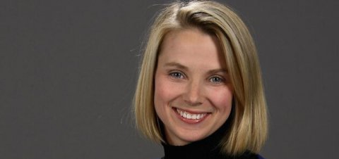 Donne Greenpink: Marissa Mayer
