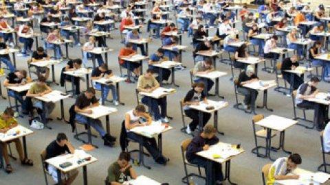 Domani al via gli esami di maturità per mezzo milione di studenti